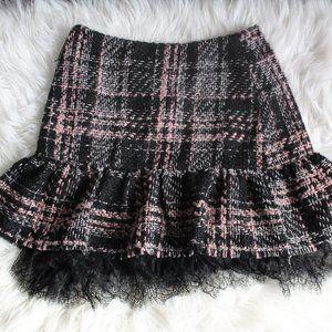 Flowy Zara Mini Skirt